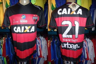 Atlético Goianiense 2014 Camisa Titular M Número 21.
