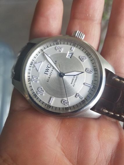 Iwc, Pilot, Mark 16, 2 Años De Garantia