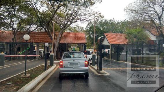 Terreno À Venda, 2481 M² Por R$ 2.010.000,00 - Condomínio Terras De São José - Itu/sp - Te0024