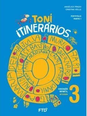 Toni Itinerários - Educação Infantil - 3