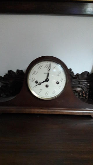 Reloj De Repisa Bulova Tres Cuerdas