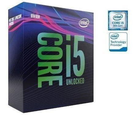 Processador Core Lga1151 I5 Intel I5-9400 2.9ghz 9mb