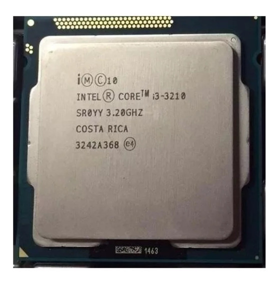 Intel Core I3 3210 3.2ghz