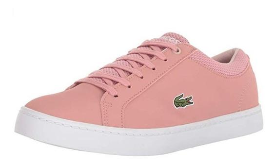 Liquidacion Zapatos Tenis Lacoste Straightset 100 Original