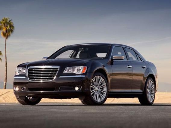 Sucata Chrysler 300c 2013 Para Retirada De Peças