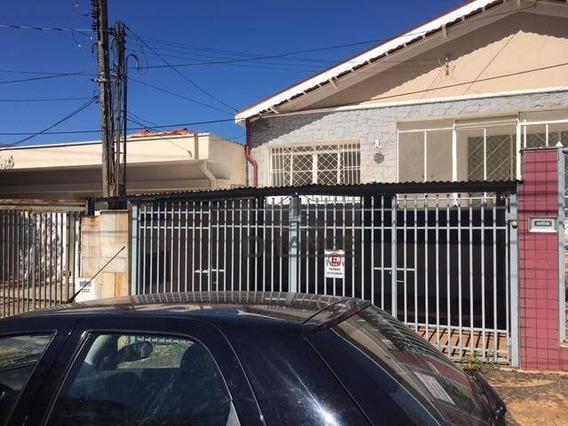 Casa Residencial Para Locação, Jardim Nossa Senhora Auxiliadora, Campinas. - Ca12166