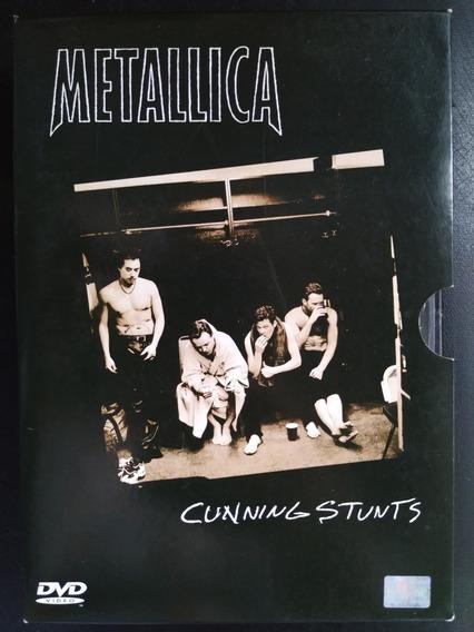 Metallica Cunning Stunts 2 Dvds Excelentes Duncant