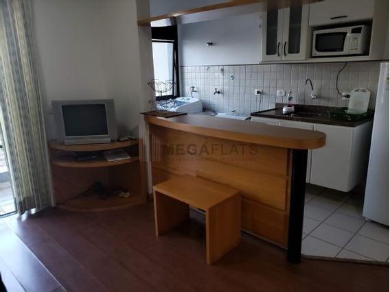 06659 - Flat 1 Dorm, Saúde - São Paulo/sp - 6659