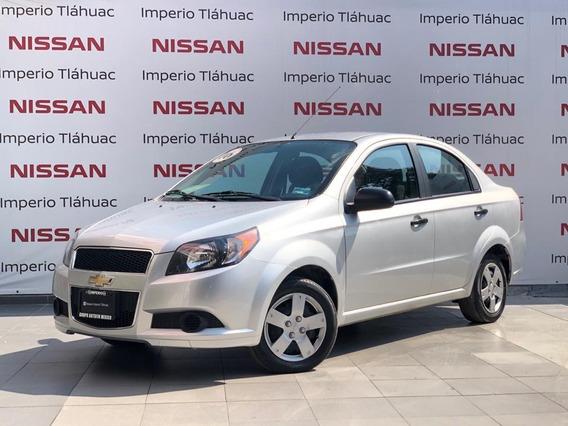 Chevrolet Aveo Ls Aut 2016, Contado O Credito!! S