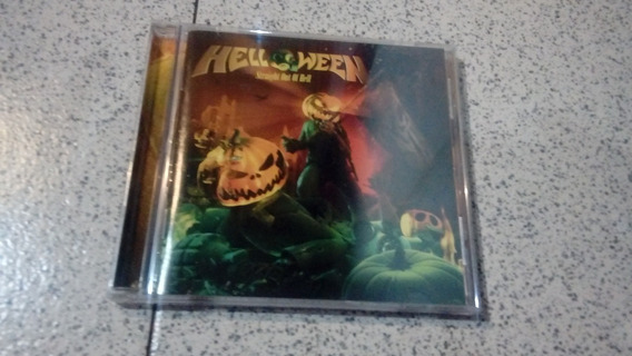 Helloween - Straight Out Of Hell (cd Impecable) Promo