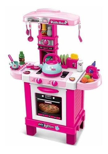 Cocina De Juguete Para Niñas Cod 008-939