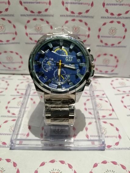 Reloj Acero Inoxidable Caballero Premium Diferentes Modelos