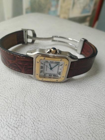 Relógio Cartier 100 Santos