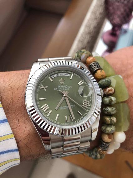 Relógio Day-date Acabamento Eta