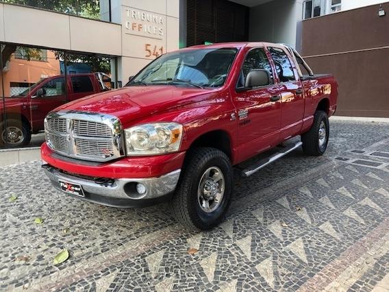 Dodge Ram 5.9 2500 Slt 4x4 Cd I6 24v Turbo Diesel 4p Automát