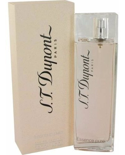 Perfume S.t Dupont Essence Pure Feminino 100ml Edt Lacrado