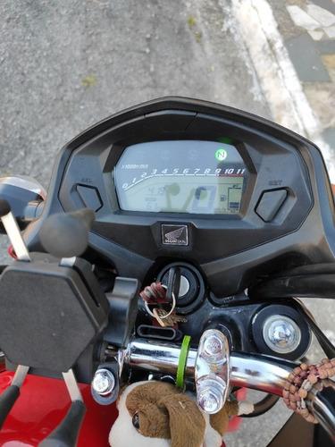 Moto Cg Fan 160 18/19