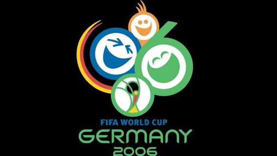 Pack 5 Figurinhas Copa Do Mundo 2006 Germany