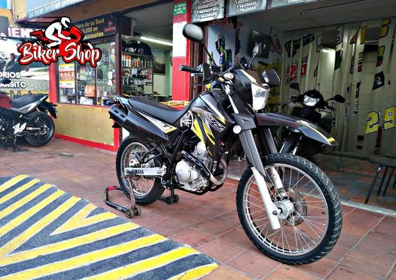 Yamaha Xtz 250 Modelo 2012 Solo En Biker Shop