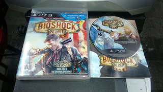 Bioshock Infinite Completo Para Play Station 3