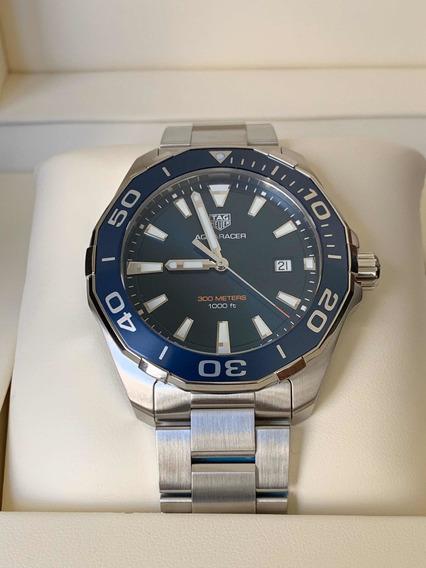 Tag Heuer Aquaracer Cuarzo 300m Azul