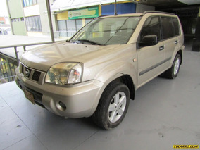 Nissan X-trail S Básica At 2.5 Fe 4x4