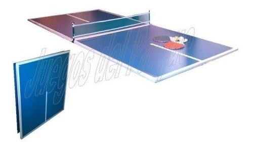 P R O M O-25% Set + Tapa Ping Pong Plegable P/metegol Envios