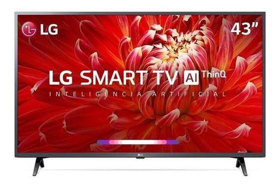 Smart Tv Led 43 Lm6300psb, Wi-fi