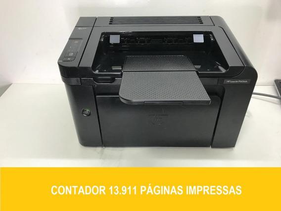 Impressora Hp P1606dn C/ Nota Fiscal E Garantia De 3 Meses.
