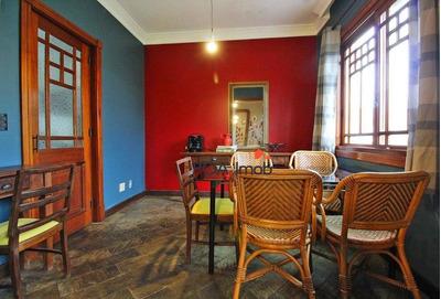 Cobertura - Chácara Das Pedras Com 4 Dormitórios. - Co0186