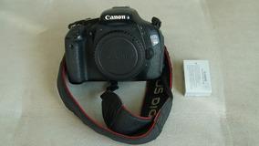 Canon T3i - Corpo - Preço Imperdível - Anuncio Ate 19/07