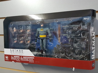 Batman Animated Expressions Pack Dc Collectibles- Tierra Pri