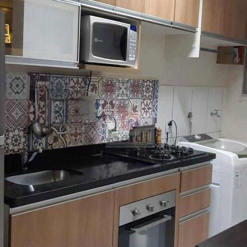 Apartamento À Venda, 48 M² Por R$ 232.000,00 - Reserva Sul Condomínio Resort - Ribeirão Preto/sp - Ap3384