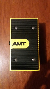 Mini Pedal De Volumen, Amt Made In Rusia