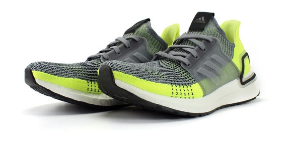 Tenis Hombre adidas Ultraboost 19 Ef1343 Correr Running