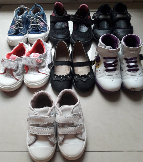 Zapatillas Zapatos Para Nena