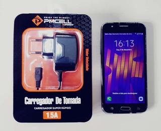 Celular Smartphone Samsung J5 Dual 16gb Com Garantia