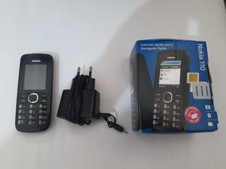 Nokia 110 Dual Chip Câmera Vga Bluetooth Claro