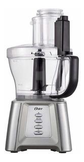 Procesador de alimentos Oster FPSTFP4263-DFL Gourmet Collection 550W acero inoxidable 220V