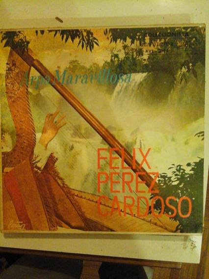 * Vinilo 3917 - Arpa Maravillosa - Felix Perez Cardozo