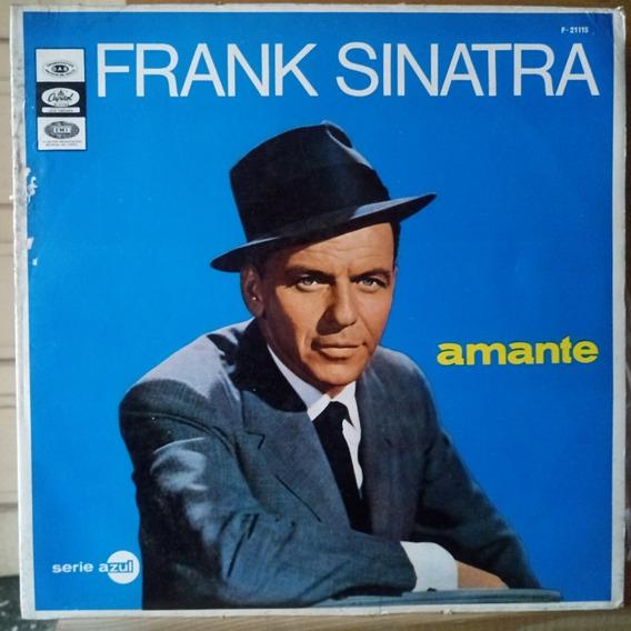 Frank Sinatra Amante Capitol Promo 68 Tapa Y Vinilo 8 Pts