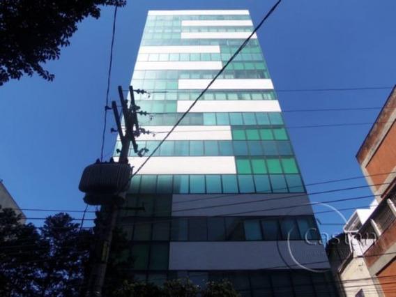 Sala Em Edificio Bem Sala Comercial Na Se - V-ll452