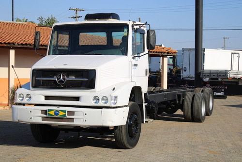 Mb 1620 6x2 - No Chassi 10m