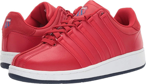 K-swiss Classic Vn Heritage Red / Navy 05826 642 M