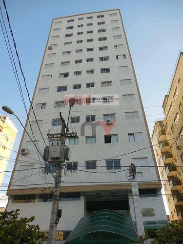 Apartamento Residencial À Venda, Vila Tupi, Praia Grande - . - Ap0636