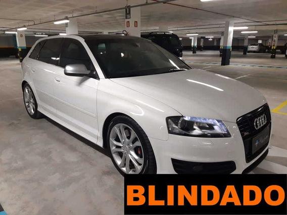 Audi S3 Sportback Quattro S-tronic 2.0 Tfsi Blindado
