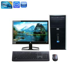 Computador Hp 6000 Core 2 Duo 2gb Hd250gb Monitor 18,5