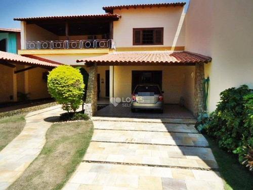 Imagem 1 de 24 de Casa Com 4 Quartos, 482 M² Por R$ 1.400.000 - Marazul - Niterói/rj - Ca10869