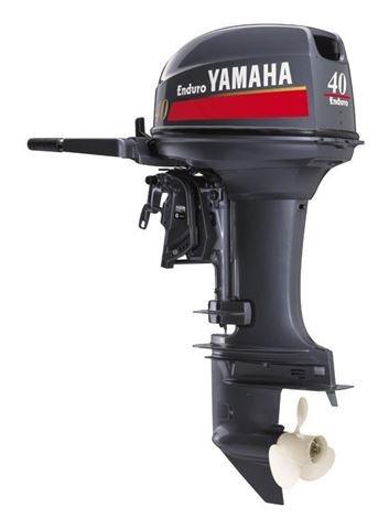 Motor Fuera Borda Yamaha Enduro 40hp Japones 3 Años Gtia