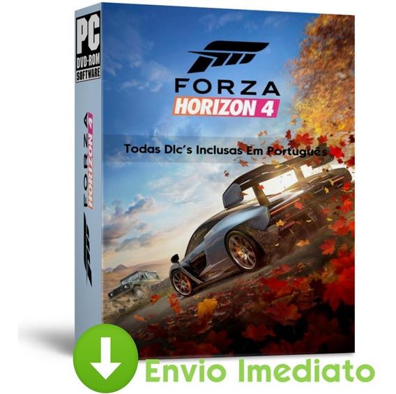 Forza Horizon 4 Pc Ultimate Edition Todas Dlc
